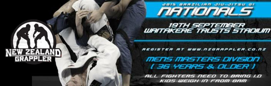 2015 NZ Grappler Gi Nationals